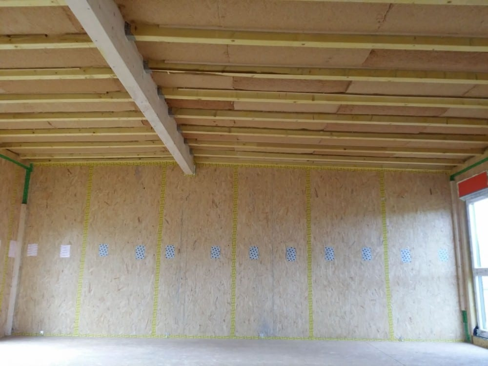 maison construction ossature bois Knutange R+1-155m2
