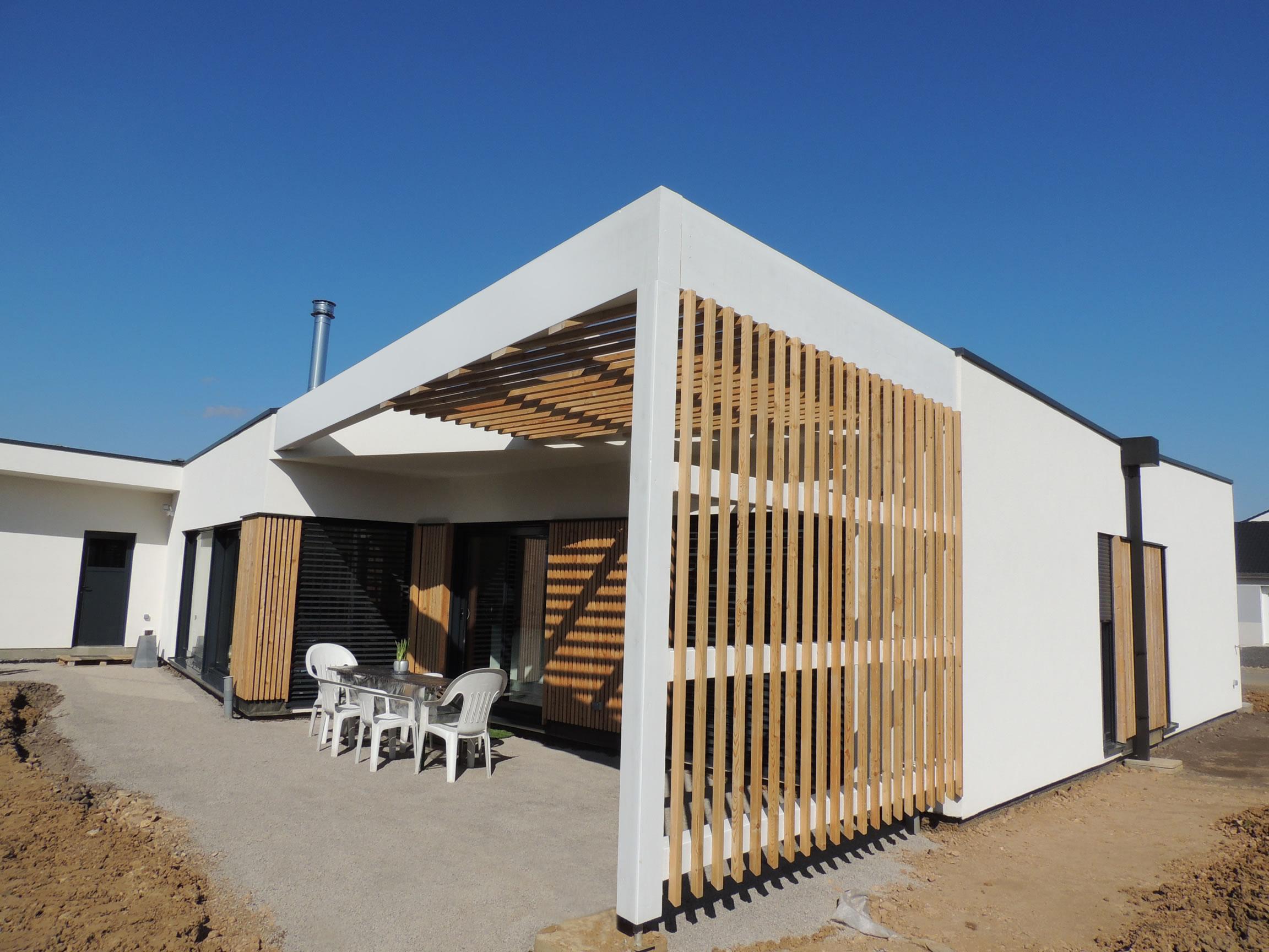 Maisons ossature bois # Maison Osature Bois