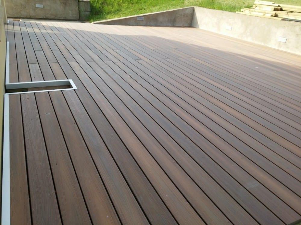 Kanfen - Terrasse Bois Composite - 105m2