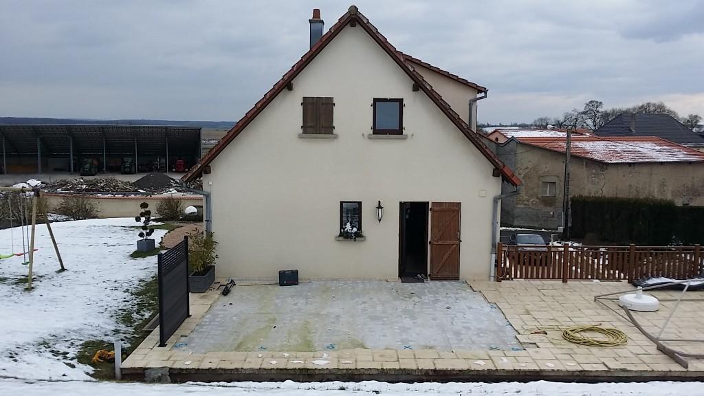 Prix extension maison 30m2 prix extension maison 30m2 for Prix maison ossature bois hors d eau hors d air