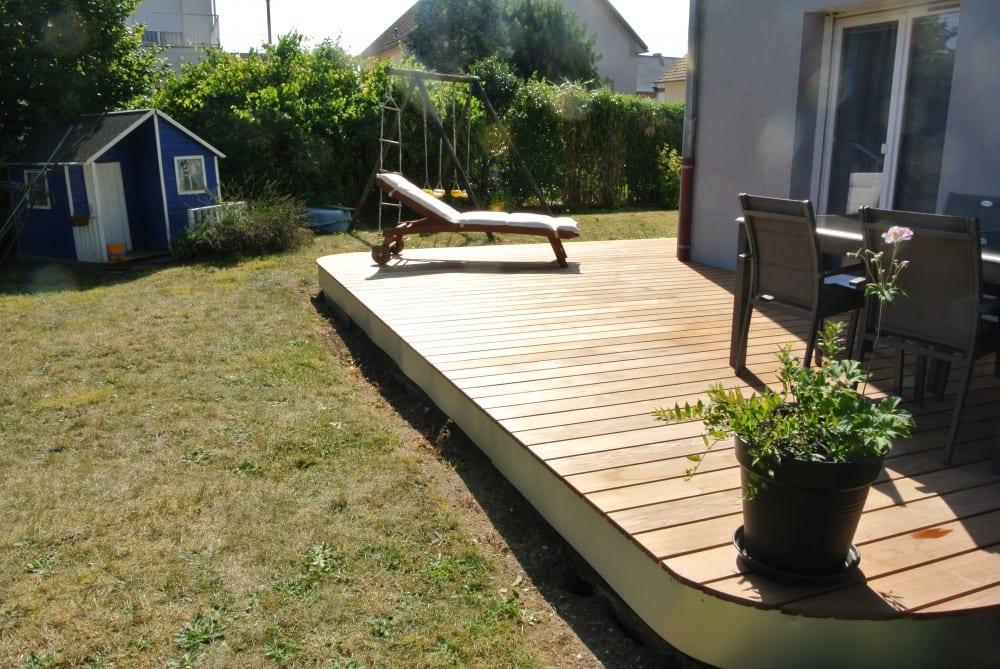 Terrasse bois exotique ip 50 m2 thionville for Wohnlandschaft 2 50 m