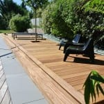 terrasse bois exotique garapa 70 m2 tecnhome ossature bois et terrasses lorraine. Black Bedroom Furniture Sets. Home Design Ideas