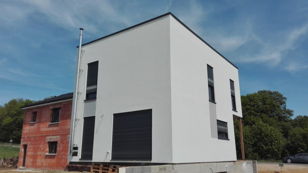 Tecnhome-maison ossature bois-R+1-Stuckange-Moselle-Lorraine