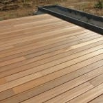 Tecnhome-Terrasse bois exotique - Bankirai - 40 m2 - Yutz - Moselle - Lorraine