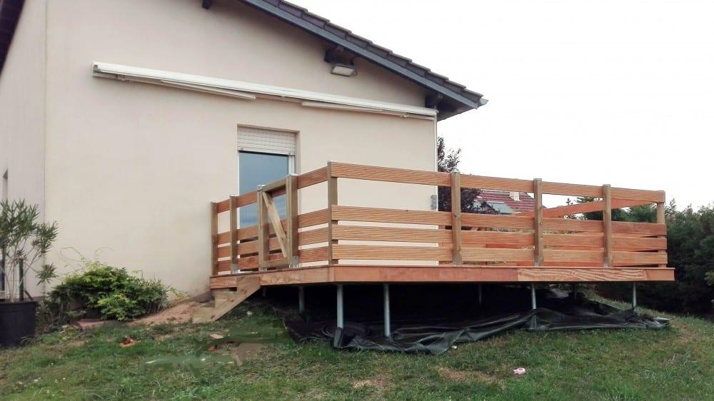 tecnhome fabricant maisons extensions ossature bois. Black Bedroom Furniture Sets. Home Design Ideas