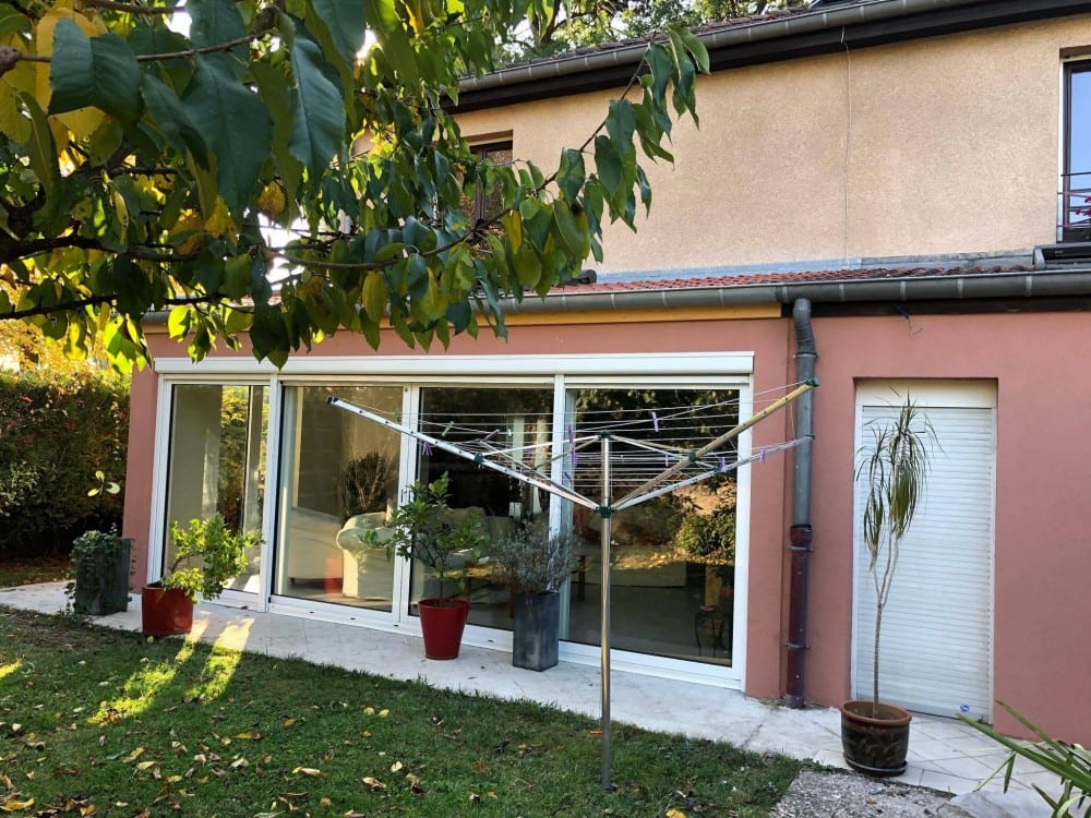 Tecnhome - Extension - Ossature bois - 16m2 - Terville - Moselle - Lorraine