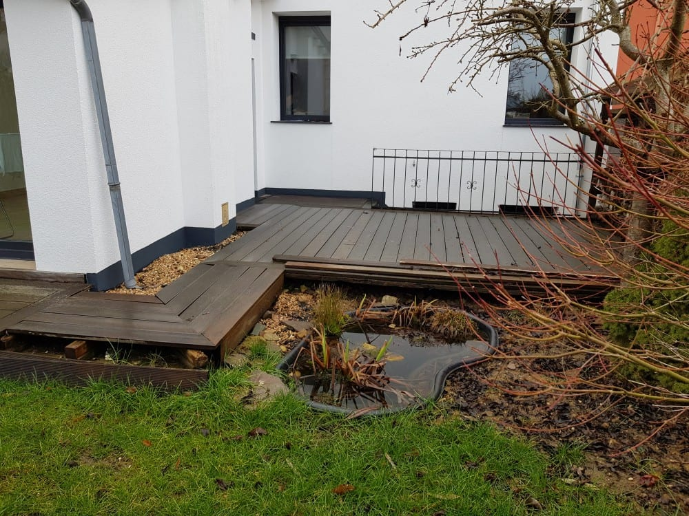 Tecnhome - Terrasse Bois Exotique - Cumaru - 32 m² - Bettembourg - Luxembourg - Moselle - Lorraine