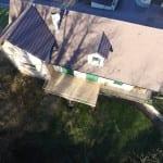 Tecnhome - Terrasse sur pilotis - Moselle - Lorraine - Rustroff