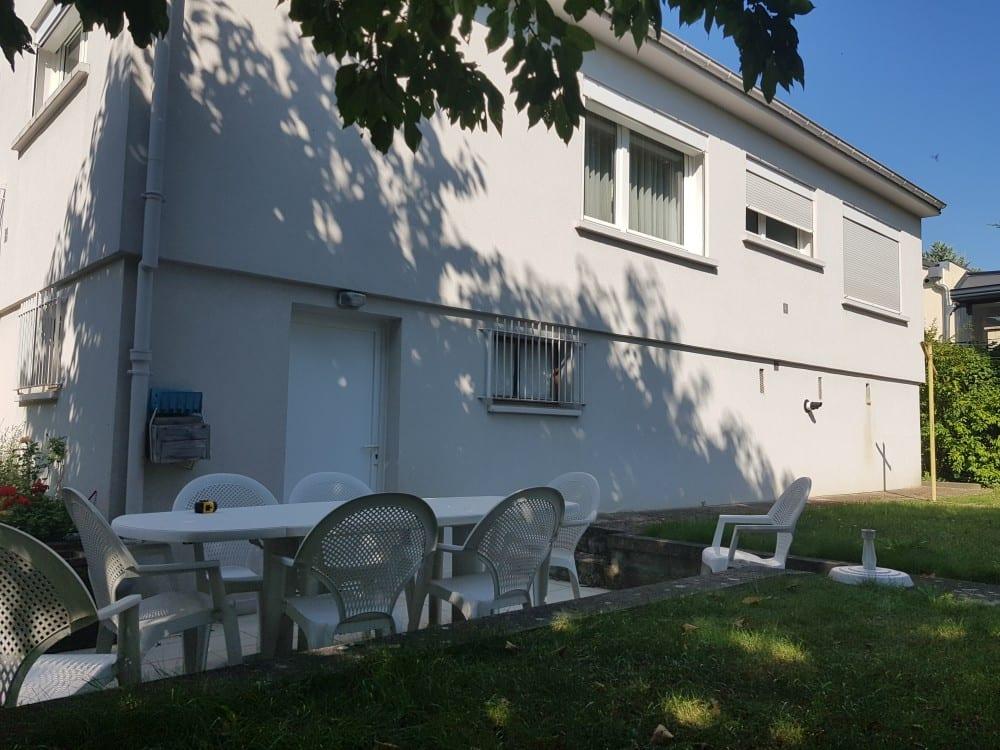 Tecnhome - Terrasse sur pilotis - Bois - Garapa - 17m² - Fameck - Thionville - Metz - Moselle - Lorraine - Luxembourg