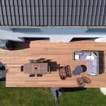 Tecnhome - Terrasse sur pilotis - Bois - Cumaru - 37m² - Mondorff - Thionville - Metz - Moselle - Lorraine - Luxembourg