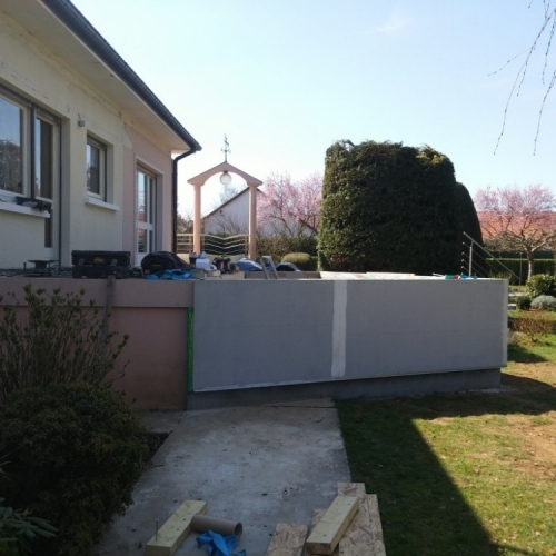 marly - 35m2 - extension ossature bois