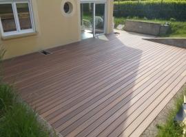 Kanfen – Terrasse Bois Composite – 105 m2