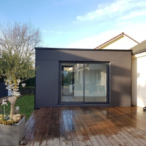 Tecnhome-Pool-House- 19.9m² -Contemporain-Thionville-Metz-Lorraine-Luxembourg