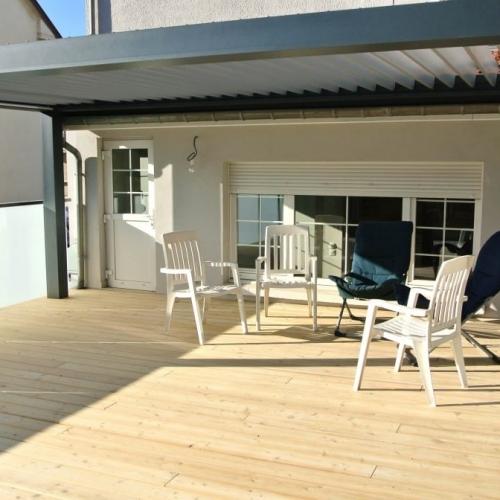 Thionville - Terrasse bois - 41 m2