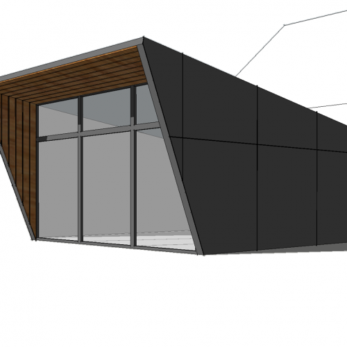 Projet extension tecnhome for Projet extension