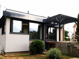 Marly – 35m2 – Extension – ossature bois