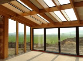 Révilles aux bois – Véranda – 24 m2
