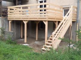 Fontoy – Terrasse bois – 20 m2