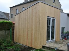 Extension Ossature bois – 10m²