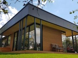 Extension – Ossature bois – 40m2 – Bardage Bois
