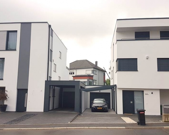 Pergola – Carport – 28 m² – Esch-Sur-Alzette