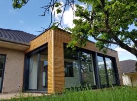 Extension Ossature bois – 22m²