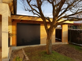 Abri de Jardin Ossature bois