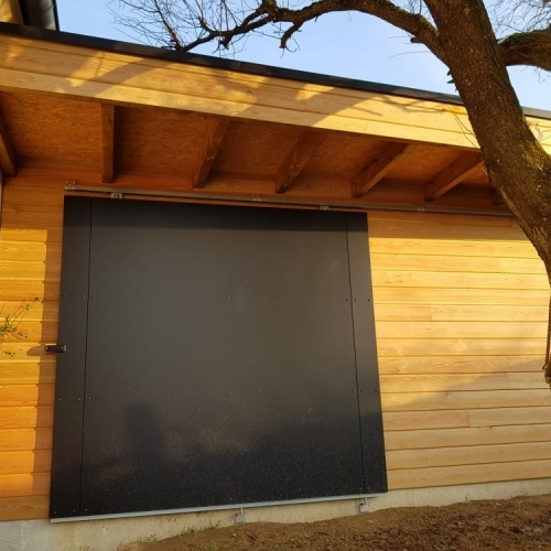 Tecnhome - Extension - Ossature bois - 24 m² - Thionville - Metz - Moselle -Lorraine - Luxembourg