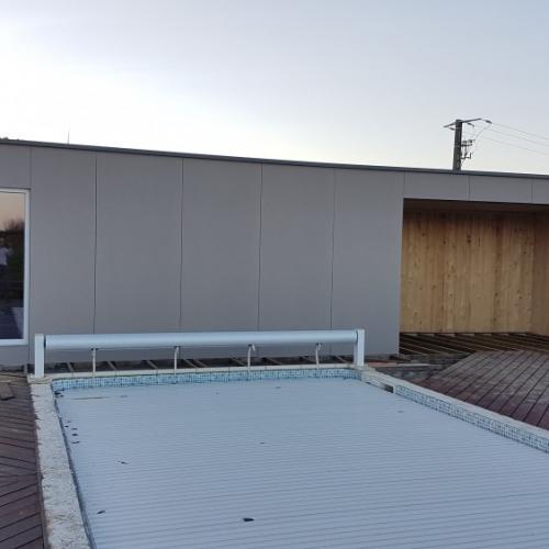 Tecnhome - Pool House - 42m²