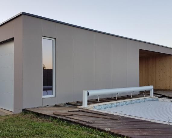 Pool House – 42m²