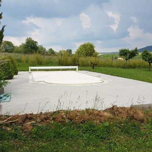 Tecnhome- Terrasse Bois Exotique - Cumaru - 74m² - Berg sur moselle - Moselle - Lorraine