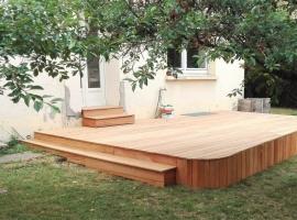 Terrasse Bois Exotique – Garapa – 20m2