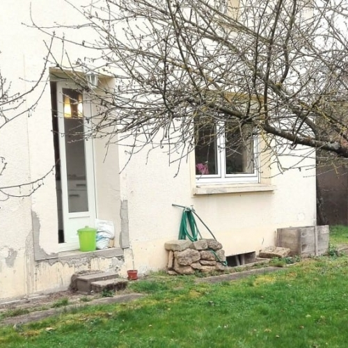 Tecnhome - Terrasse Bois Exotique - Garapa - 20m2 - Seligny - Moselle - Lorraine
