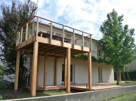 Terrasse Suspendue Bois Exotique – Cumaru – 90 m2