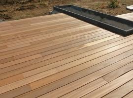 Terrasse Bois Exotique – Bankirai – 40 m2