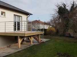 Terrasse sur Pilotis Bois – Cumaru – 16m²