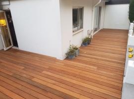 Terrasse Bois – Ipé – 40 m²