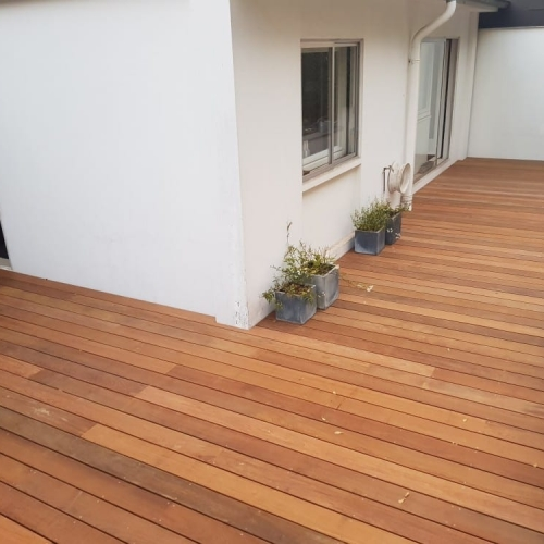 Tecnhome - Terrasse - Bois - IPE - 40m² - Rozerieulles - Thionville - Metz - Moselle - Lorraine - Luxembourg