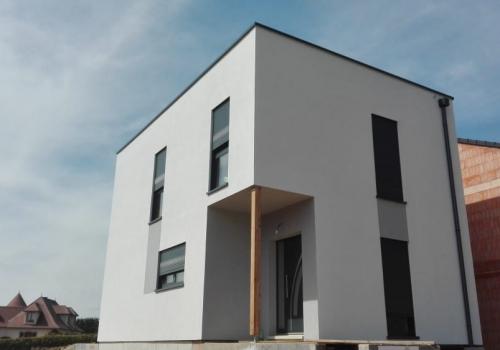 Maison Ossature Bois – R+1 – 140 m2