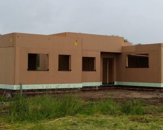 Maison Ossature Bois – RDC – 220 m2
