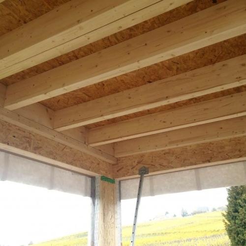 Apach - 30m2 - Extension - ossature bois
