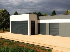 Extension – Terrasse