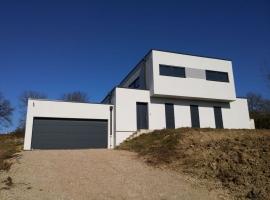 Beyren-les-Sierck – R+1 – 142m2 – Maison ossature bois