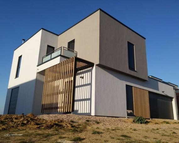Cuvry – R+1 – 147m2 – Maison ossature bois