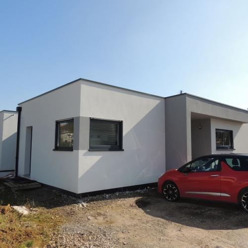 Knutange rdc 150 m2 maison ossature bois for Tarif construction maison 150 m2