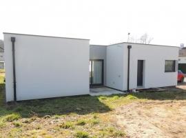 Knutange  – RDC – 150 m2 – Maison ossature bois