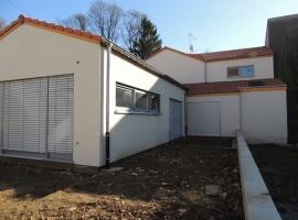 Rehon – R+1 – 140m2 – Maison ossature bois