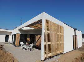 Thionville – RDC – 148m2 – Maison ossature bois