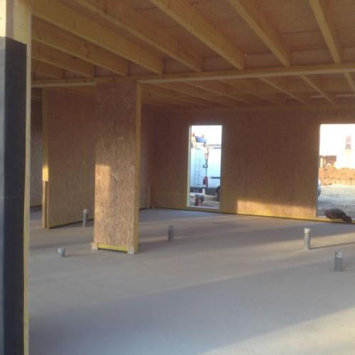 maison construction ossature bois Thionville RDV 148m2
