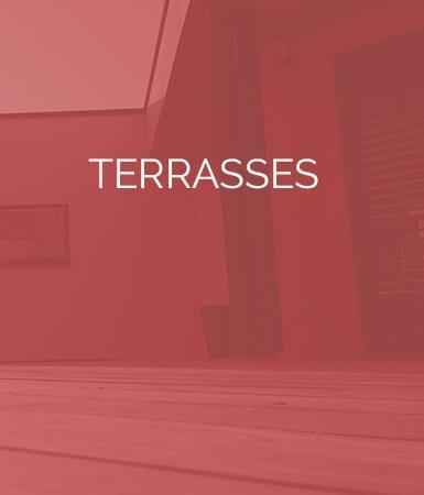 Large gamme de terrasses composite et bois